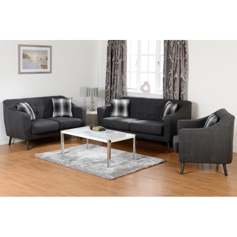ashley 3 2 1 fabric sofa set brixton beds