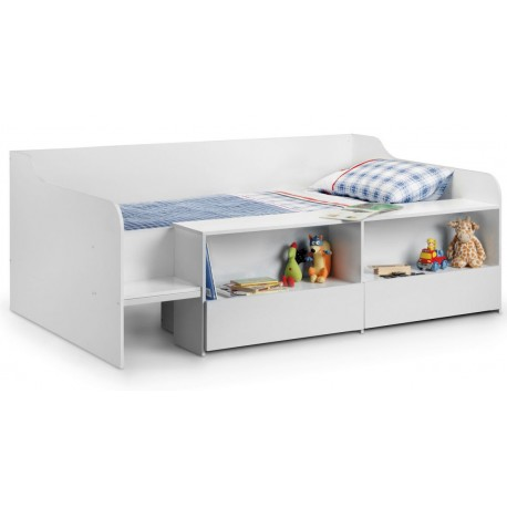 Stella Low Sleeper - White