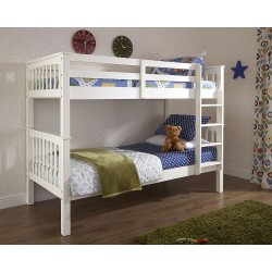 NOVARO BUNK BED IN WHITE