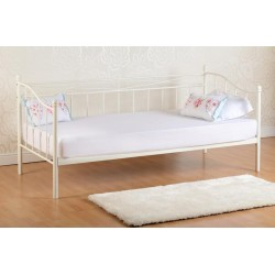 Pandora Day Bed in Ivory
