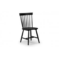 Torino Black Chair