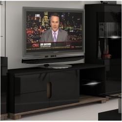 Costa TV unit Black Gloss