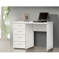 Pulton White Computer Office Desk