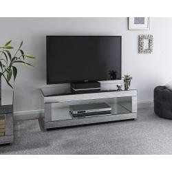 CAPRI MIRRORED Cube TV Unit