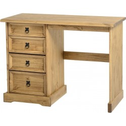 Corona 4 Drawer Dressing Table