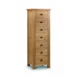 Marlborough 7 Drawer Narrow Chest