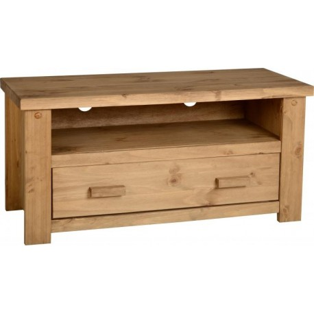 Tortilla 1 Drawer Flat Screen TV Unit