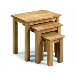 Coxmoor Oak Nest Tables