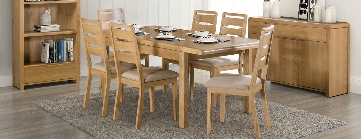 Wooden Dining Sets, Glass Dining Sets, Modern Budget Dining Sets