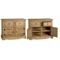 Corona 2 Door 2 Drawer Sideboard
