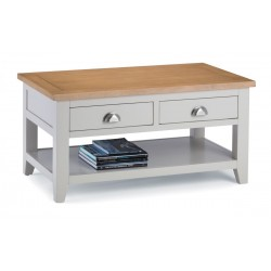 Richmond Coffee Table with 2 Drawers