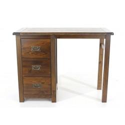Boston Single Pedestal Dressing Table