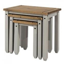 Corona Grey Nest Of Tables