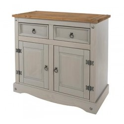 Corona Grey Small Sideboard