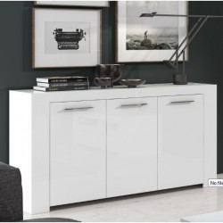 Curro Artic White Sideboard