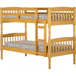 Albany 3' Bunk Bed in Antique Pine