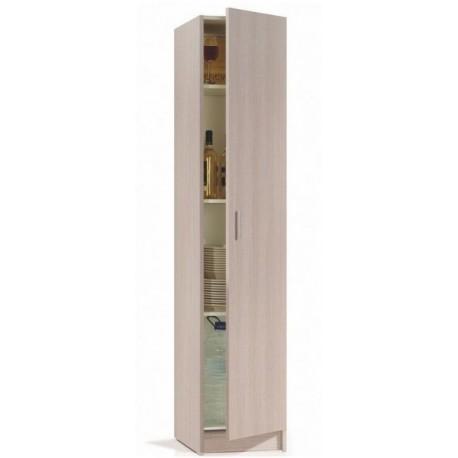 Multi Purpose Oak Narrow Storage Cupboard