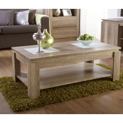 Canyon Oak Coffee Table