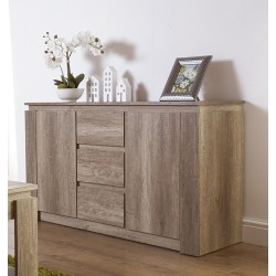 Canyon Oak Sideboard