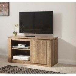 CANYON OAK Compact TV Unit