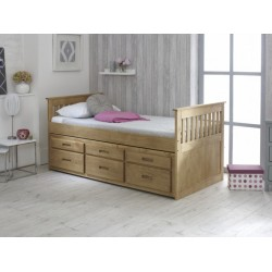 Captains Storage Bed