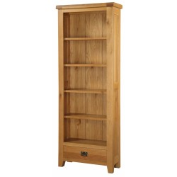Acorn Solid Oak Bookcase Large