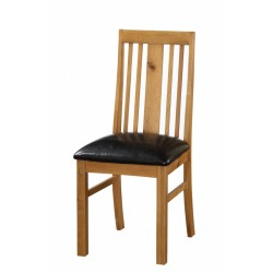 Acorn Solid Oak Dining Chair