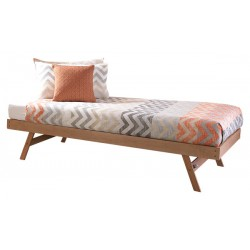 MADRID WOODEN TRUNDLE ONLY OAK