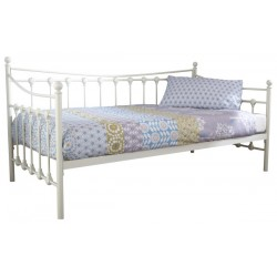 MEMPHIS DAY BED ONLY IVORY