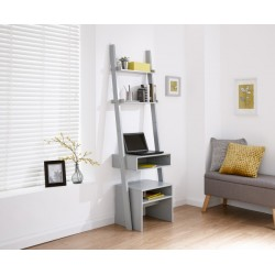 LADDER DESK GREY