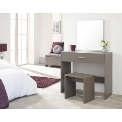 JULIA DRESSING TABLE GREY