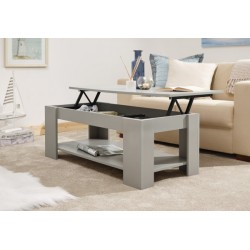 LIFT UP COFFEE TABLE GREY