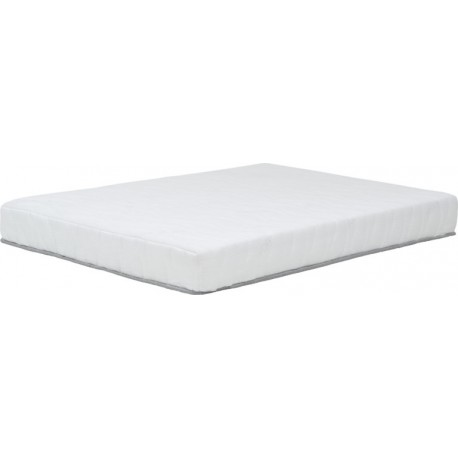 Venus 4' Memory Cool Rolled Mattress White Fabric