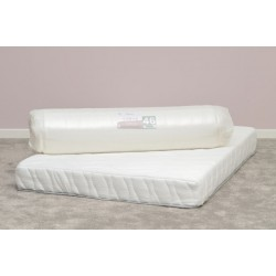 Venus 5' Memory Cool Rolled Mattress White Fabric