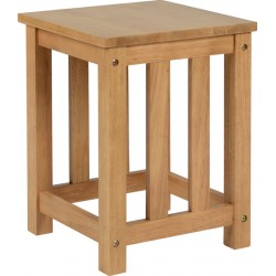 Richmond Stool Oak Varnish