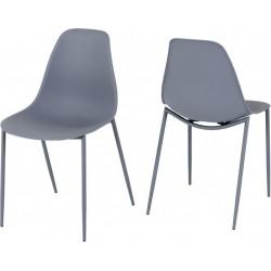 Lindon Chair Grey