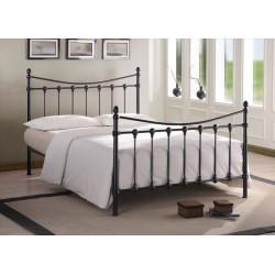 Metal Bed Frame In Black