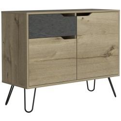 Manhatten small 2 door, 1 drawer sideboard