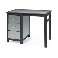 Ayr single pedestal dressing table