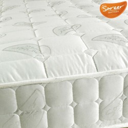 Sareer Matrah Orthopedic (5ft-150cm) Roll Up Mattress In King Size