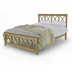 Ashfield Wooden (4ft 6inch-135cm Double Bed Frame Solid Oak