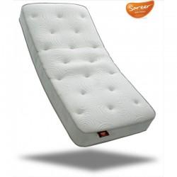 Sareer Aspire Kids Pocket Sprung Memory Foam Mattress 3FT Single 90cm