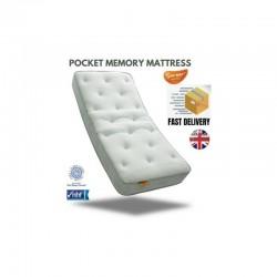 Sareer Pocket Memory Matrah Mattress 5Ft King Size 150cm