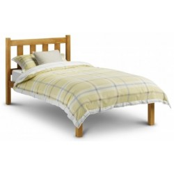 Poppy Solid Pine Bed Frame (3ft-90cm) In Single Size-