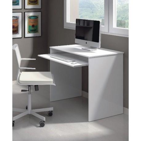 Blanco Small White Gloss Desk