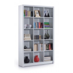 Squares Triple Bookcase