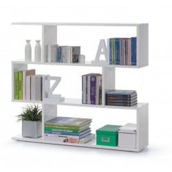 Zing Short Gloss Bookcase