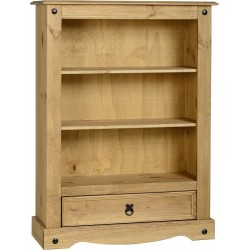 Corona 1 Drawer Bookcase