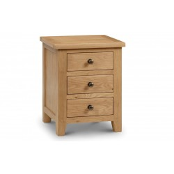 Cairo 2 Drawer Bedside