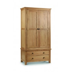 Marlborough 2 Doors 2 Drawers Combination Wardrobe